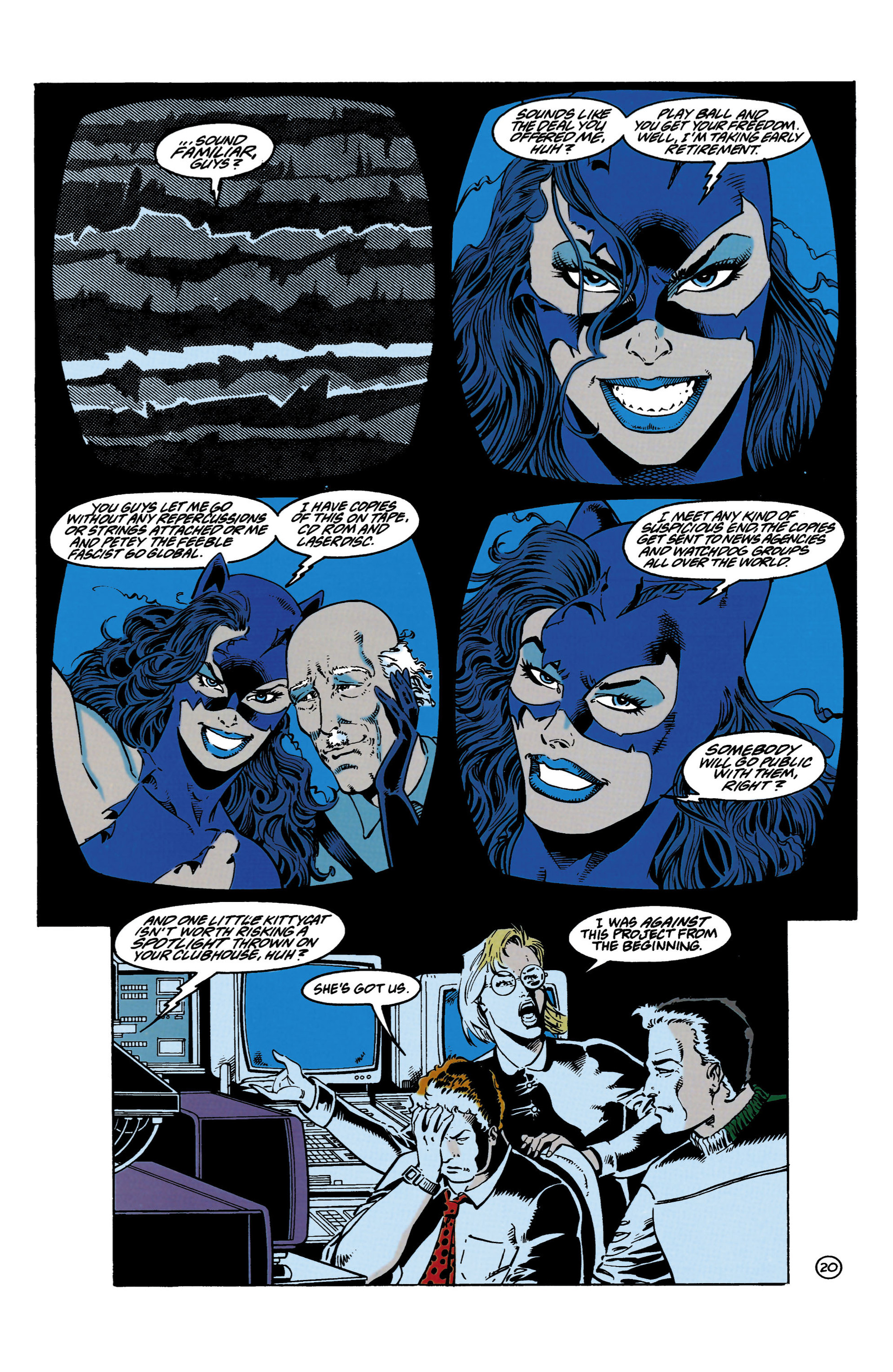 Catwoman (1993) Issue #19 #24 - English 20