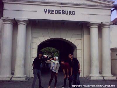 Benteng Vredeburg, Yogyakarta