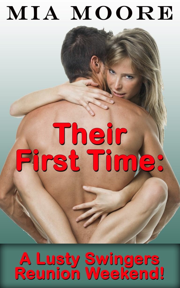 My newest release: Their First Time!