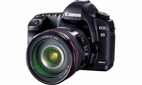 Harga Kamera DSLR Canon EOS 5D dan Spesifikasi Lengkap