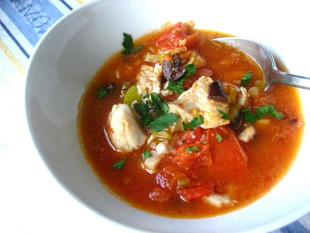 Stacey snacks easy cod stew for Cod fish stew