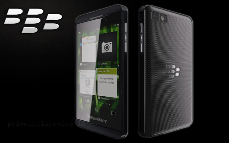Spesifikasi Harga BlackBerry Z10 Review