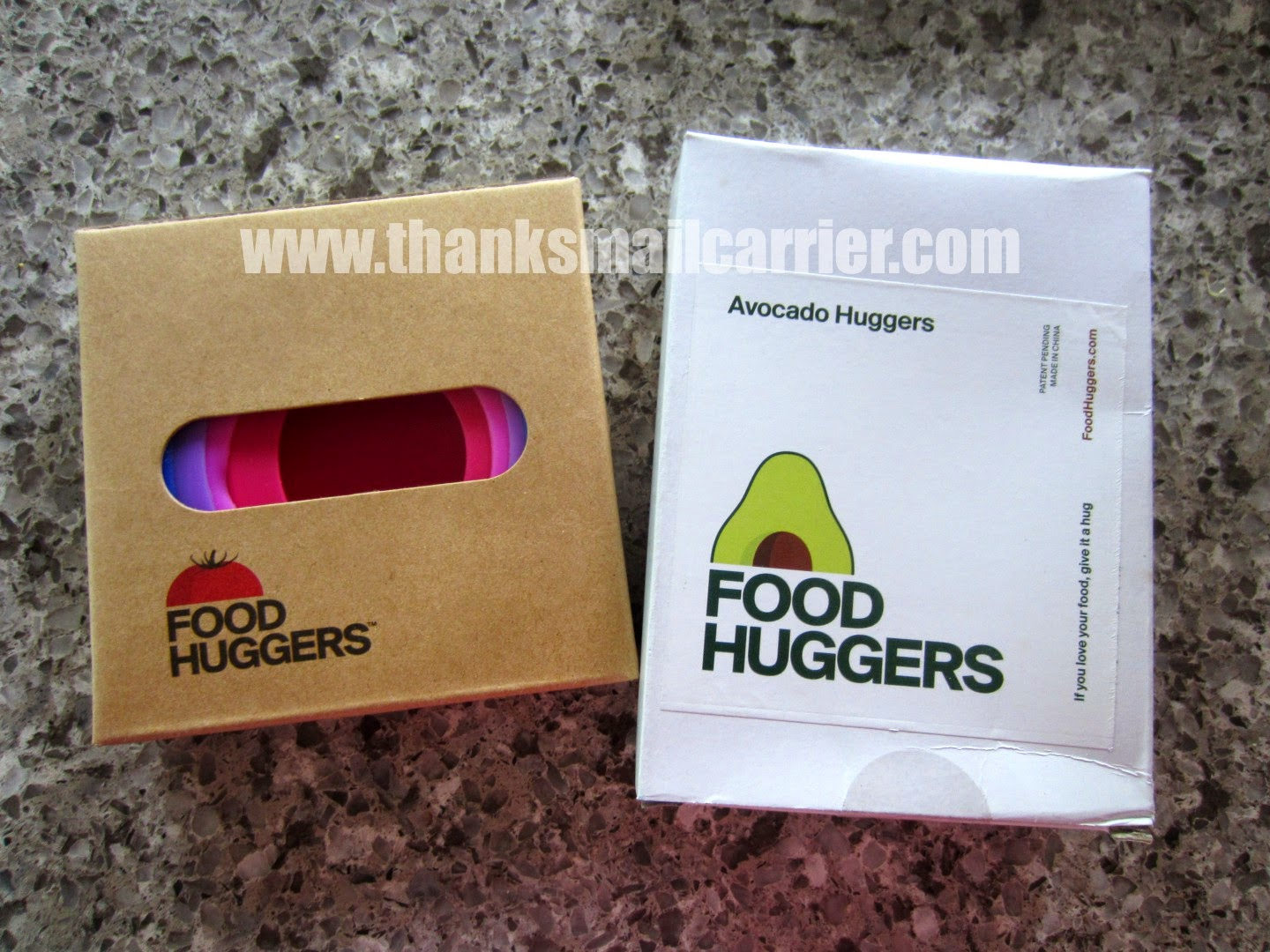 Food Huggers food savers