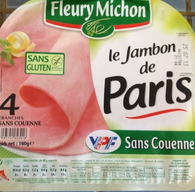 how to make jambon de paris