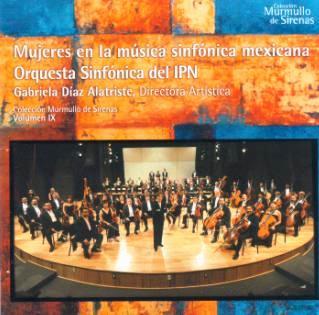 Mujeres en la música sinfónica mexicana