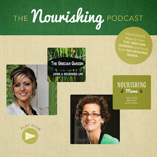 The Nourishing Podcast #1