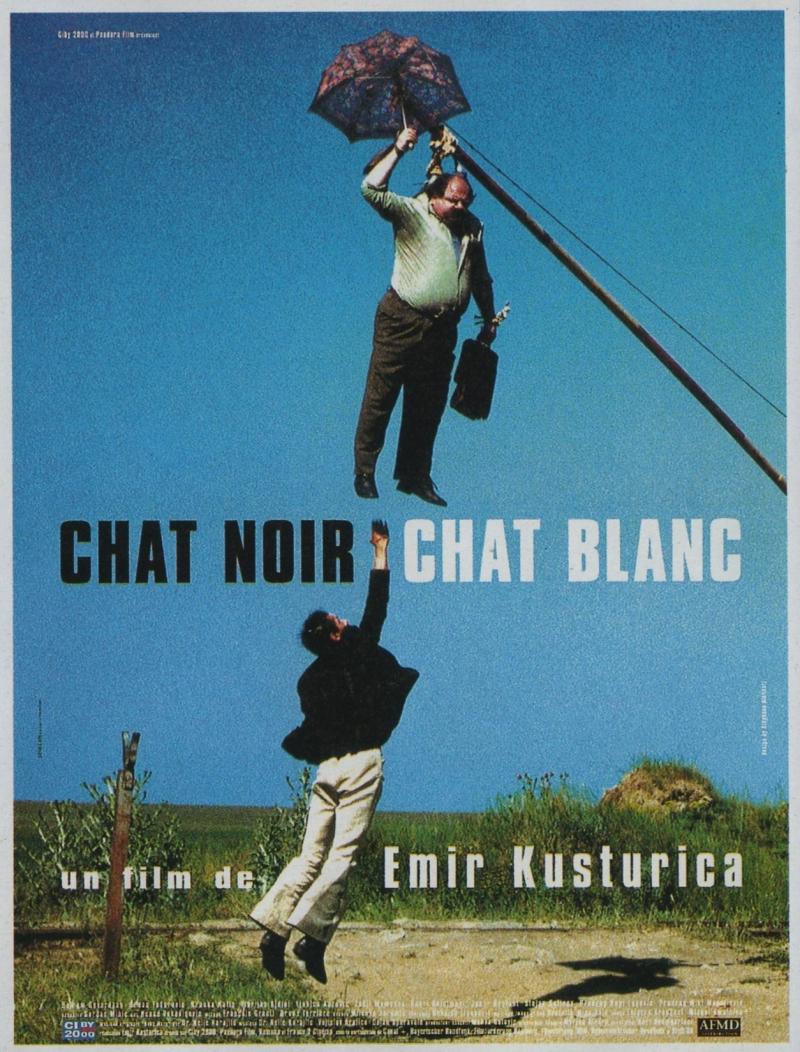 Черная кошка белый кот фильм саундтреки