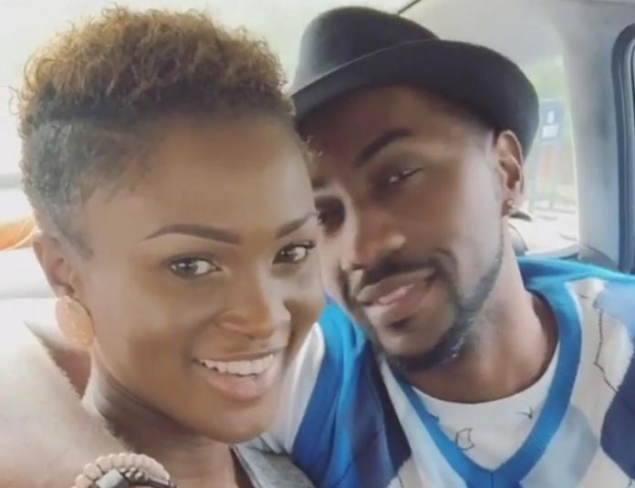 Watch The Thrilling Moment Rapper Eva Alordiah's Boyfriend, Caesar, Proposed To Her At The Headies (Video + Photos)