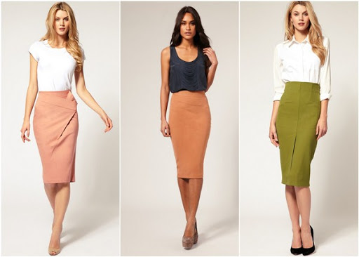 Top pencil skirt trends 2017/2018