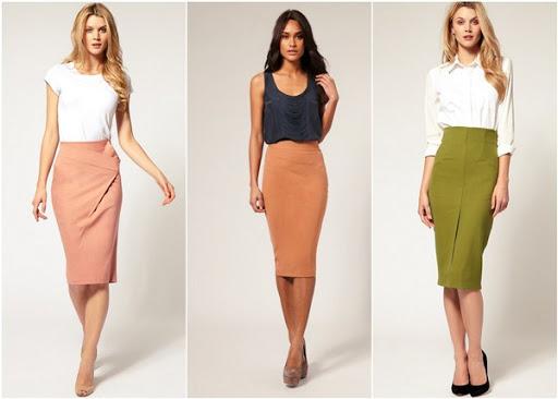 Top pencil skirt trends 2016/2017