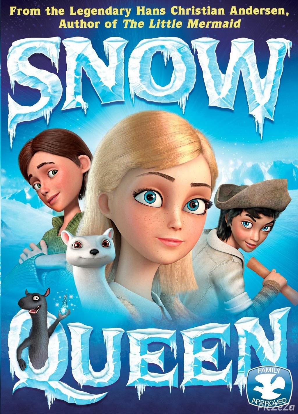 ดูการ์ตูน The Snow Queen สงครามราชินีหิมะ