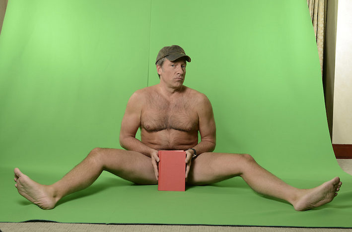 the older barefoot gents collective mike rowe almost nude