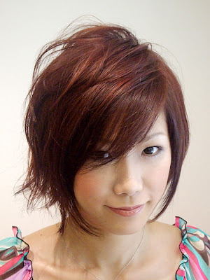 Short Hair Round Face | f-one-r