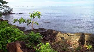 pantai tanjung ketapang kotabaru kalsel