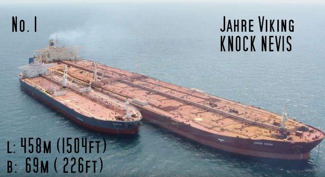 Δείτε το μεγαλύτερο πλοίο που κατασκευάστηκε ποτέ στον πλανήτη - (vid)