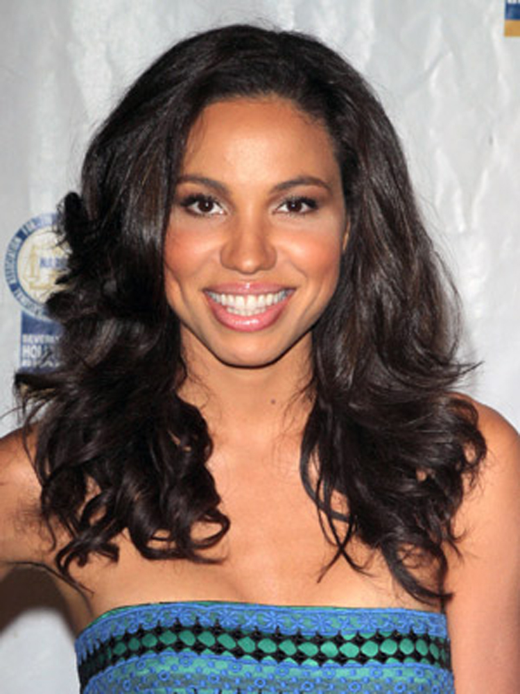 Jurnee Smollett Fresh Brunette Hairstyles