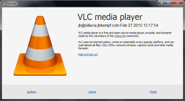 VLC Media Player Terbaru 2.2.0 32 dan 64 Bit