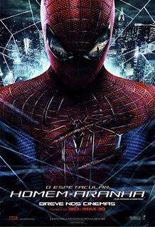 Andrew Garfield, Emma Stone, Martin Sheen, baseado em hq, super-herói, Ação