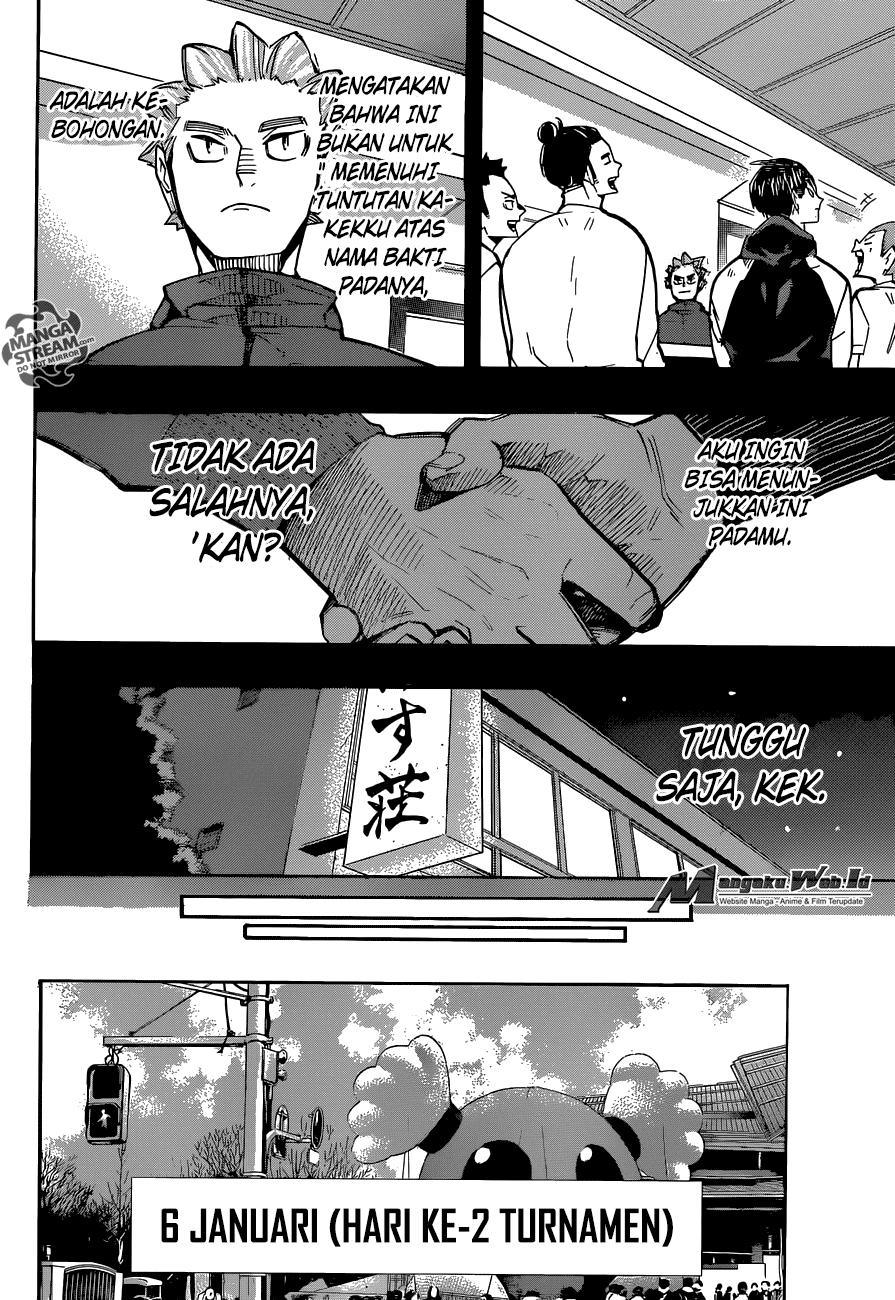 Haikyuu!! Chapter 247-12