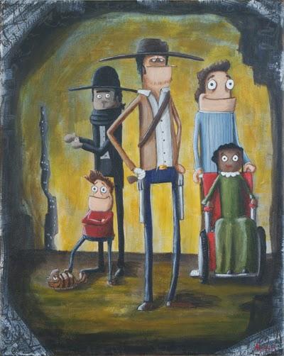 The mostly fantastic tales of MR. SNUGGELS: Januar 2014