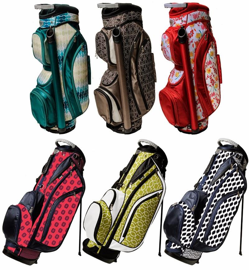 http://www.pinkgolftees.com/ladies-golf-bags/