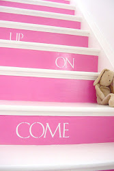 The staircase makeover