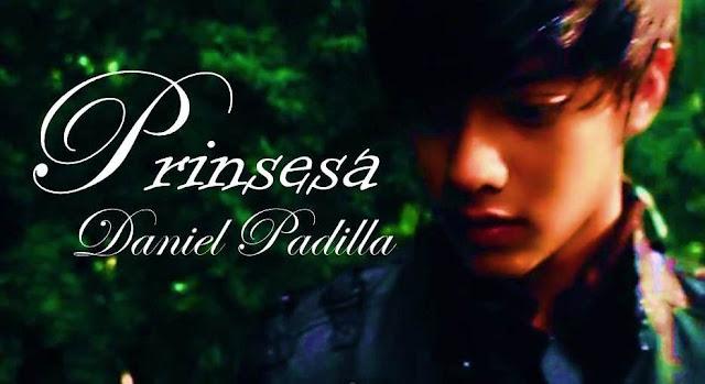 Prinsesa by Daniel Padilla