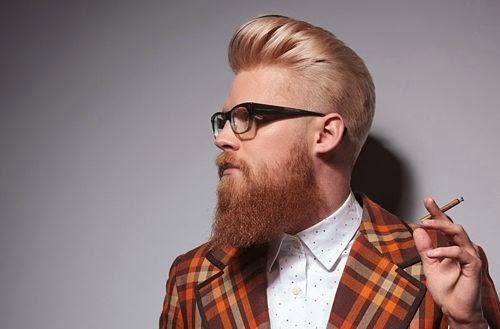 Psicología evolutiva de la barba