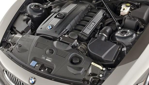 2016 BMW Z4 engine