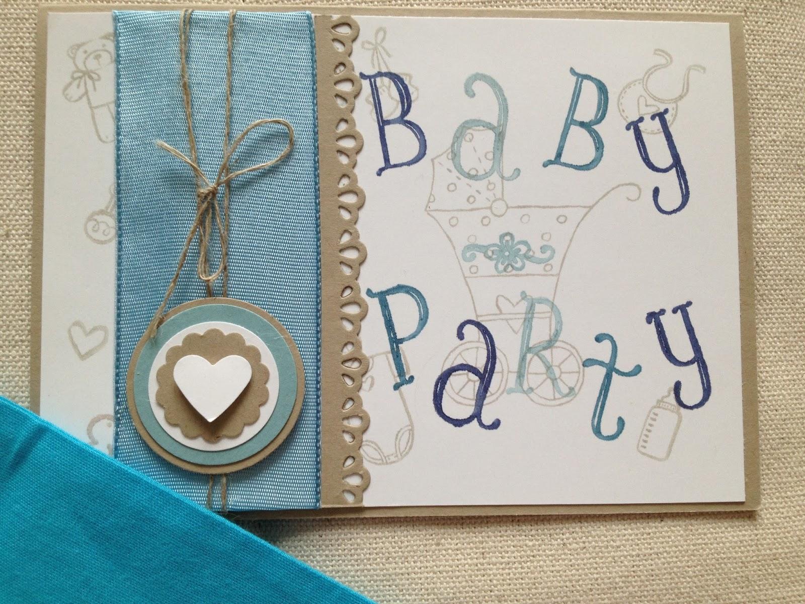 *Baby Party*  Kreativ Für Mich!