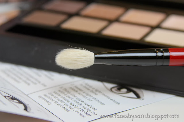 Smashbox Full Exposure Palette Dual Ended Brush