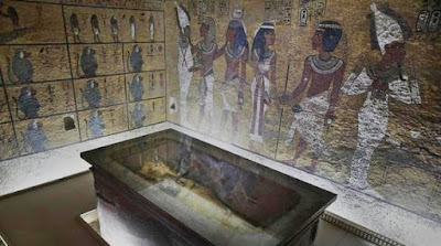 Misteri Ruang Tersembunyi di Makam Tutankhamen
