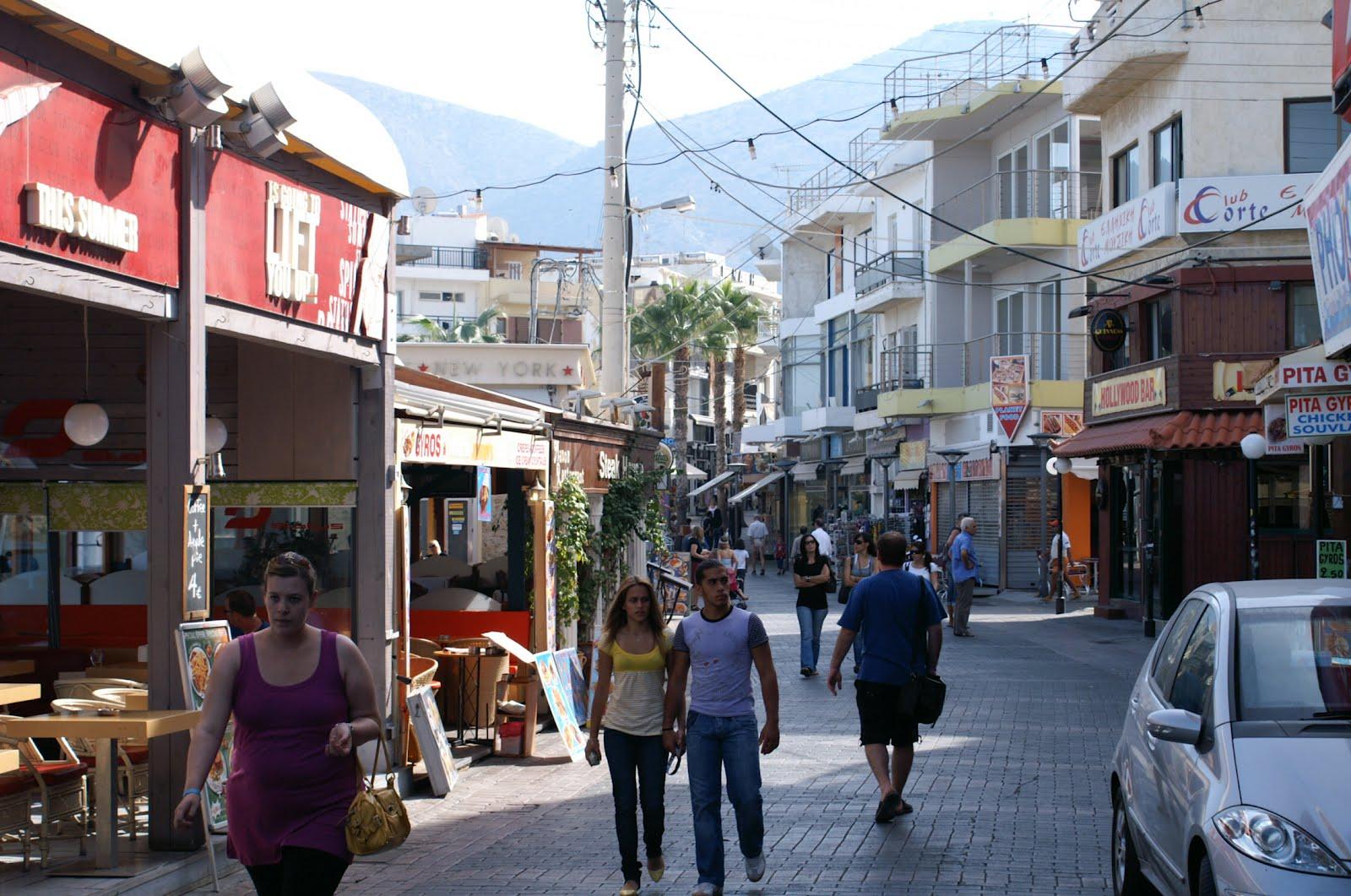 Прогулки по Криту