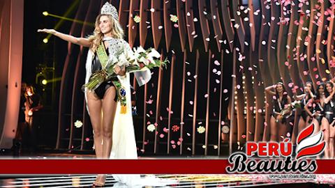 Miss Brasil Universe 2015