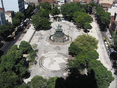 Antiga Praça da Constituição