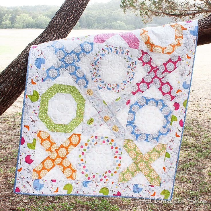 Free Pattern Day Baby Quilts Part 2