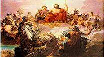 ΟΙ  ΘΕΟΙ  ΤΟΥ ΟΛΥΜΠΟΥ