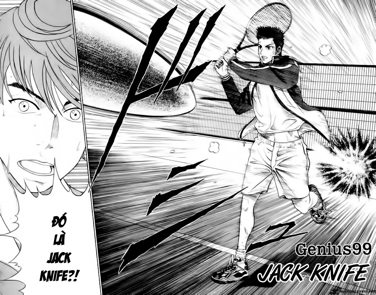 Prince of Tennis chap 99 Trang 3