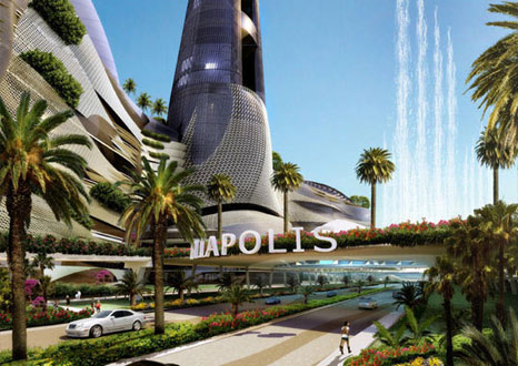 miapolis, miami, worlds tallest building, tallest, architecture, under construction, design, cool, awesome, environmentally friendly, greenroof