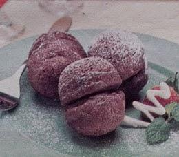 Poffertjes Cokelat