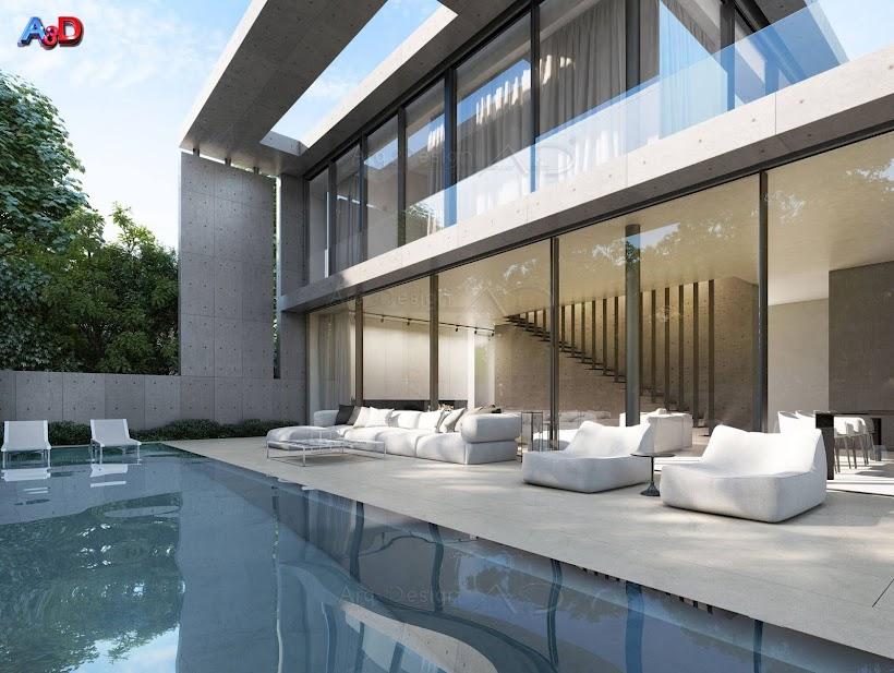 Infografia 3D para inmobiliaria Salamanca A3D Arq3Design