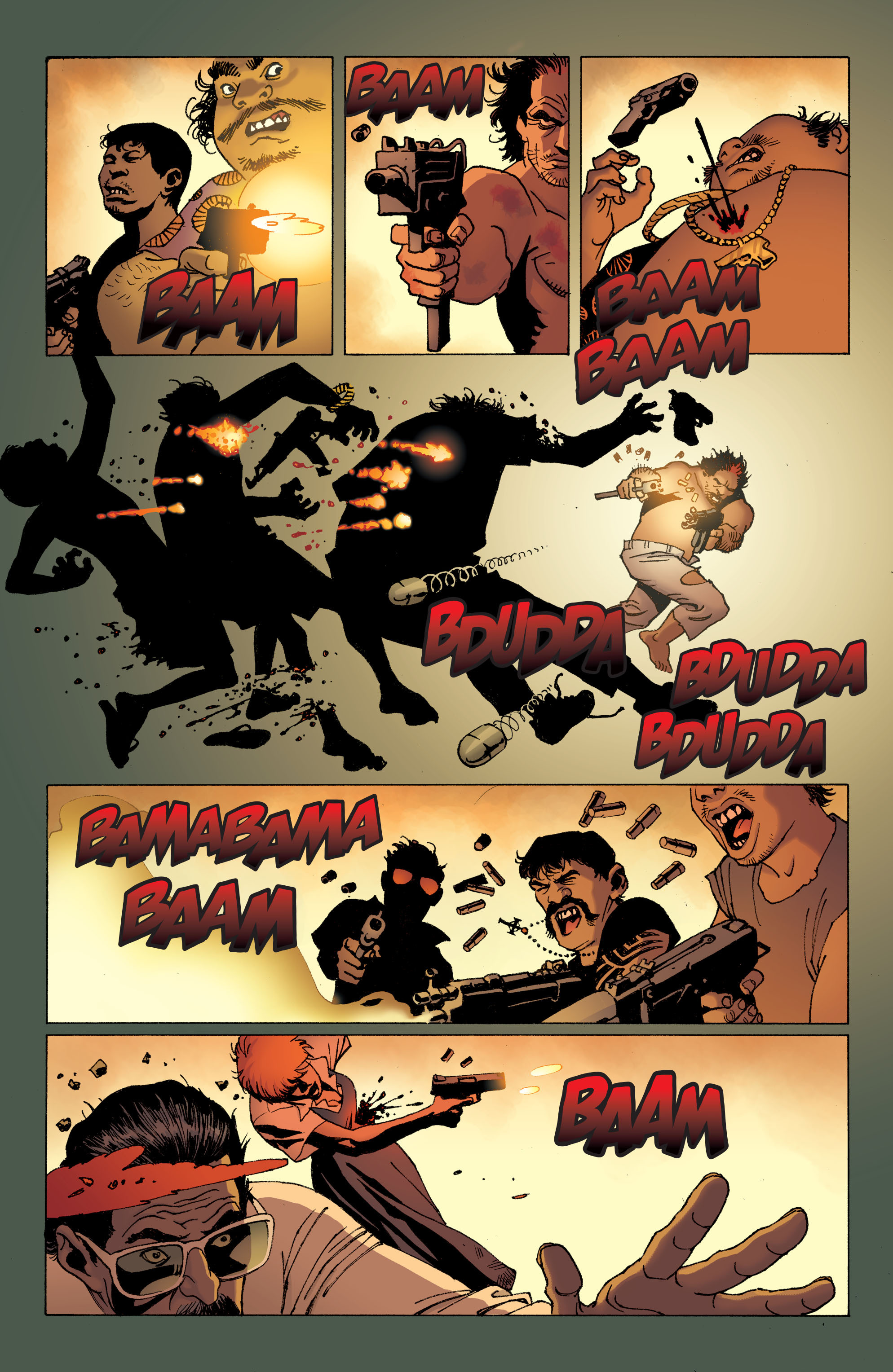 100 Bullets: Brother Lono Full Page 181