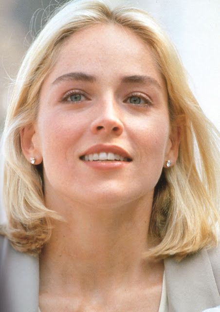 Sharon Stone Height, Weight And Body Measurements