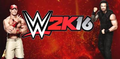 Reviews, Video Trailer Dan Cara Mendapatkan Game WWE 2K16 Terbaru