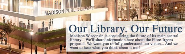 Our Library. Our Future.
