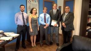 Governo de AL firma parceria com a ONU para fortalecer prevenção à violência