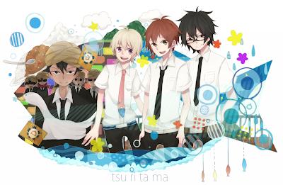 fishing ball anime