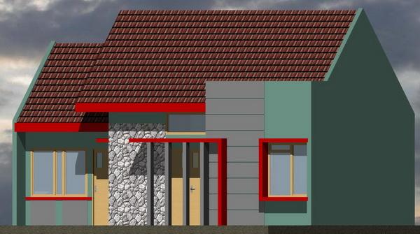 rumahku 1 rumah sederhana minimalis rumah type 60 135