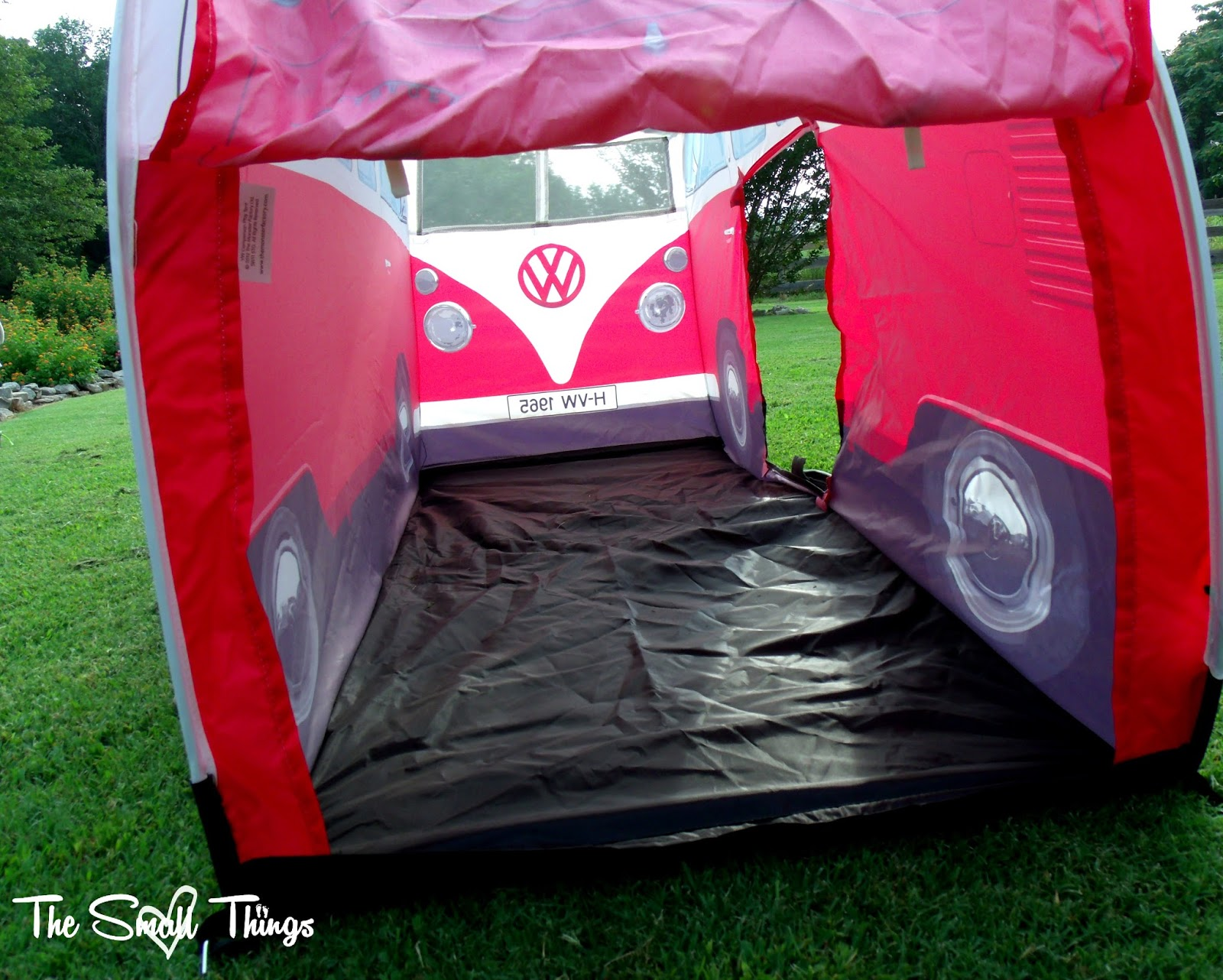 The Monster Factory USA [Volkswagen Kids Tent Review] & The Monster Factory USA [Volkswagen Kids Tent Review] ~ The Small ...