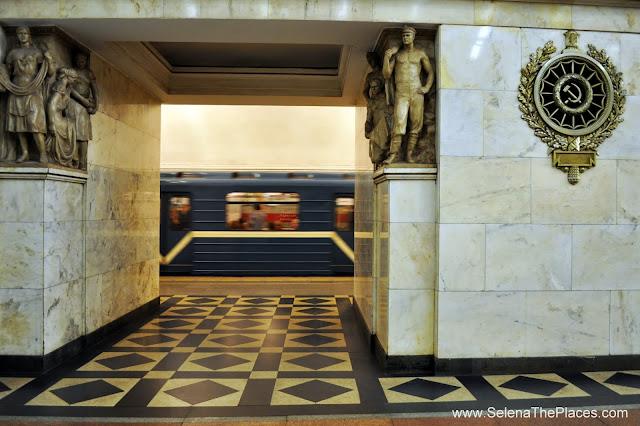 St. Petersburg Subway